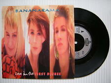 Bananarama - Love In The First Degree / Mr Sleaze, London NANA-14 Ex