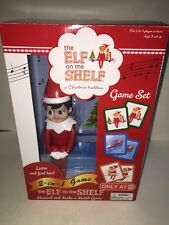 THE ELF ON THE SHELF 2-In-1 Musical & Make a Match Game NEW Boxed Christmas