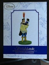 LE Sketchbook ornament Snow White Nov 2014  Moments That Made Disney
