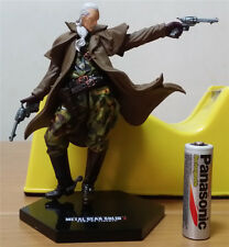Konami Metal Gear Solid 2 Sons of Liberty Gashapon Figure - Revolver Ocelot