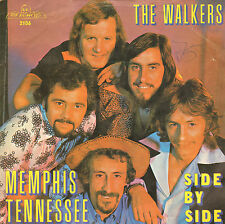 "WALKERS - Memphis Tennessee (1975 NEDERPOP SINGLE 7""/CHUCK BERRY SONG)"