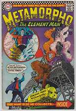 L2766: Metamorpho #6, Vol 1, Fine Condition
