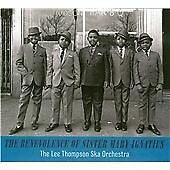 Lee Thompson Ska Orchestra The Benevolence Of Sister Mary Ignatius CD ***NEW***