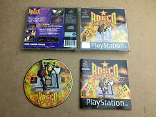 Rosco Mcqueen-Sony Playstation 1 (ps1) testato/lavoro REGNO UNITO PAL