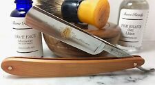DOVO GENTLEMAN NEW SHAVE READY STRAIGHT RAZOR, SOLINGEN, GERMANY