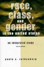 Race, Class, and Gender in the United States: An Integrated Study-ExLibrary
