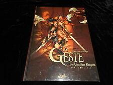 Ange / Briones : La geste des chevaliers dragons 2 : Akanah Soleil DL 12/2003