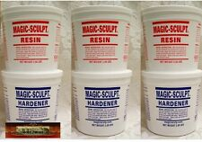 M02052x3 MOREZMORE 15 lb WHITE Magic Sculpt Sculp Epoxy Clay Model Putty T20A