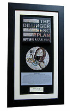 DILLINGER ESCAPE PLAN Option CLASSIC CD Album QUALITY FRAMED+FAST GLOBAL SHIP