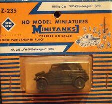 *NEW* ROCO 1/87 VW Kubelwagen, Z-235. Great Deal!!