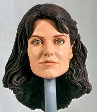 1:6 Custom Head of Marion Ravenwood from Indiana Jones Raiders of the Lost Ark