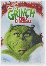 HOW THE GRINCH STOLE CHRISTMAS (DVD, 2015, Jim Carrey, Widescreen) NEW