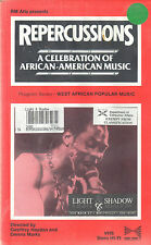 Repercussions: A Celebration of African-American Music: Program 7  [VHS TAPE]