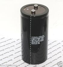 1pcs-CDE 6800uF 400V 3186 Screw Terminal Capacitor -3186GY682M400MPC1 (BOX010)