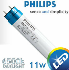 11W PHILIPS MASTER LED T8 Tube Light 860 Daylight Lamp 600MM 2FT 6500K Bulb