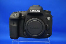 Canon EOS 7D Mark II Digital SLR Camera Body 20.2MP Full HD Japan Model New