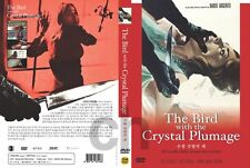The Bird With The Crystal Plumage (1969) - Dario Argento  DVD NEW