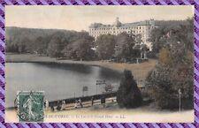 Cartolina - BAGNOLES-DE-L'ORNE - le lac e Le grand hotel