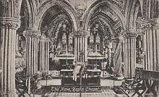 The Nave, Rosslyn Chapel, ROSLIN, Midlothian