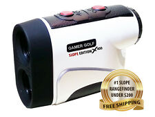 NEW 2016 GOLF LASER RANGE FINDER WITH PINSEEKING TECHNOLOGY WITH SLOPE