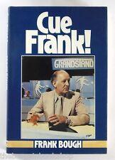 CUE FRANK! by Frank Bough (1980) - HARDBACK - 1st Edition