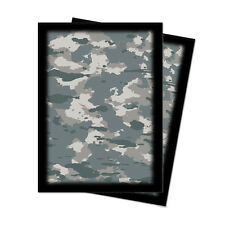 Ultra Pro Arctic Camo Sleeves 100ct.
