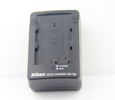 Genuine Original Nikon MH-18a MH-18 EN-EL3a EN-EL3e Battery Charger for D70 D50