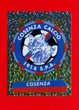 CALCIATORI Panini 2000-2001 - Figurina-sticker n. 481 - COSENZA SCUDETTO -New