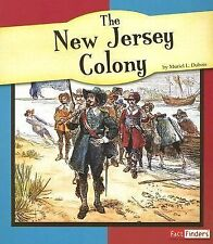 The New Jersey Colony (The American Colonies) by Dubois, Muriel L.