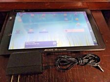 Archos Internet Tablet 101 16GB, Wi-Fi, 10.1in - Black