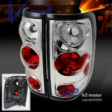 2004-2008 Ford F150 Chrome Altezza Tail Lights Pair