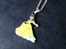 Girls Disney Princess Belle Beauty and the Beast Necklace Party Bags/Gifts
