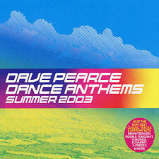 Dance Anthems - Summer 2003 Mix New CD