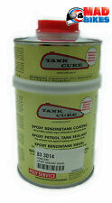 Tank Cure Motorcycle Fuel / Petrol Tank Repair Epoxy Sealant 600g Classic Bike