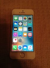 Unlocked Apple iPhone 5S 32GB 4G White/Silver LTE Prepaid A1453