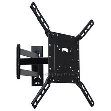 Full Motion TV Wall Mount Bracket for LG 32 39 42 43 47 49 50 55LED LCD Tilt CY0
