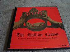 The Hallow Crown The Fall and Foibles of the Kings and Queens Of England NM 2 LP