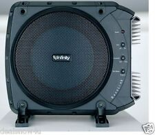 10 Inch Powered Subwoofer Bass Car Audio Amp Stereo Speaker Truck Vehicle Audio