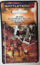 BattleTech Miniatures: D.A. Gunsmith Mech 20-5101 Click for more savings!