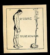 EXLIBRIS,106,Luz - Nackter Mann