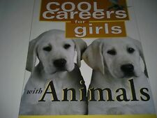 Cool Careers for Girls with Animals by Linda Thornburg and Ceel Pasternak...