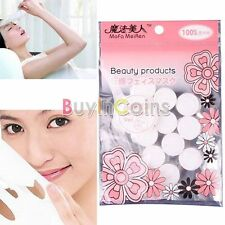 12Pcs Beauty Skin Care Face Compressed Facial Dry Masque Mask Paper BA