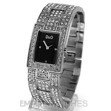 *NEW* DOLCE & GABBANA LADIES D&G CEST CHIC GLITZ WATCH - 3719251037 - RRP £225