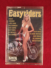 RaRe EASYRIDERS Magazine CASSETTE Tape Still SEALED VTG 1997 NEW Biker Music