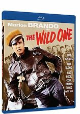 THE WILD ONE (Marlon Brando)  -  Blu Ray - Sealed Region free for UK