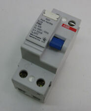ABB EARTH LEAKAGE CIRCUIT BREAKER (ELCB) TWO POLE 40A/30mA F362-40/0.03