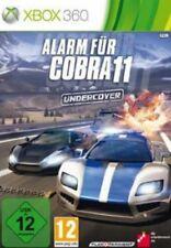 Xbox 360 ALARM FÜR COBRA 11 UNDERCOVER DEUTSCH TopZustand