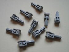 Lego 10 connecteurs gris clairs set 5571 4532 5591/light grey connectors technic