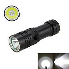6000lm CREE XML T6 LED per immersioni TORCIA Scuba Diving Flashlight NUOVO