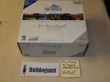 Final Fantasy XI Playstation 2 Ps2 Hard Drive Game Box Store Display 11X9X5